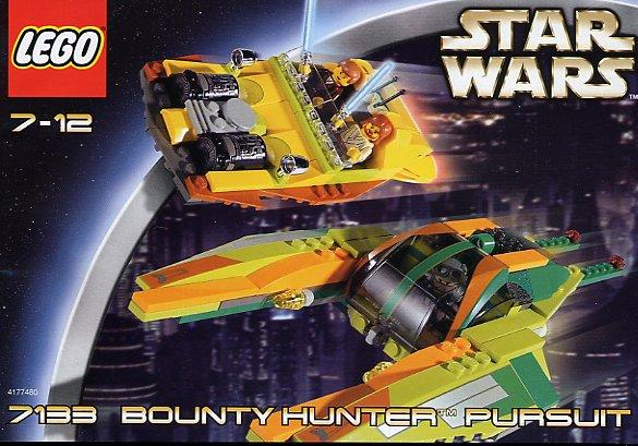 Bounty Hunter Pursuit 7133
