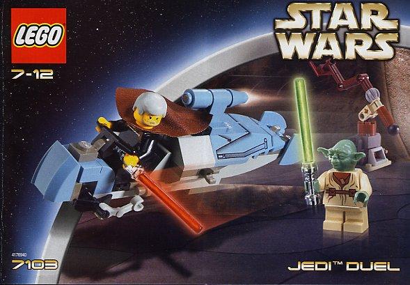 Jedi Duel 7103