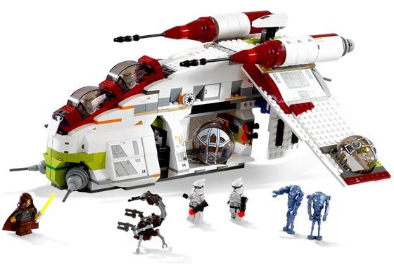 Republic Gunship 7163