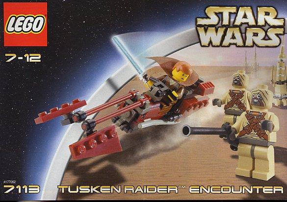 Tusken Raider 7113 LEGO Set